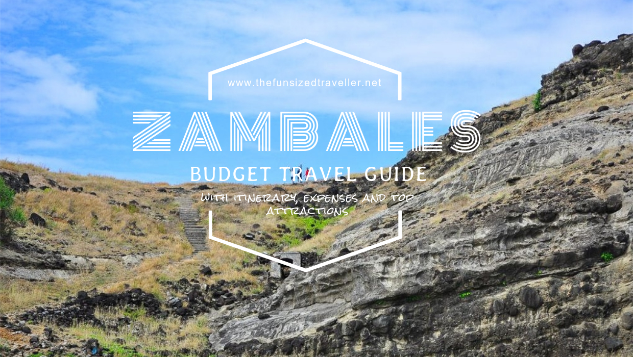 ZAMBALES BUDGET TRAVEL GUIDE: Anawangin-Nagsasa-Capones (with itinerary, expenses and top attractions)
